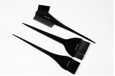KIT 2 PINCEAUX Brosse et PEIGNE Applicateur Coloration Teinture Mèche Cheveux
