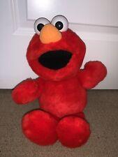 Fisher Price Sesame Street Plush Elmo Tickle Me 2007 32715 tested / works