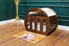 Indoor Dog house Modern Dog Crate, Wooden Dog Kennel, Wooden Pet Furniture
