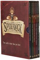 Holly Black Collection Spiderwick Chronicle 5 Books Slipcase Set Brand New PB