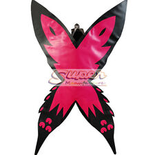 Accel World Kuroyukihimei Butterfly Wing Cosplay Wings Prop,Custom-made