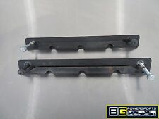 EB314 2011 POLARIS SPORTSMAN X2 850 DUMP BOX MOUNTING HARDWARE REAR RACK CHANNEL