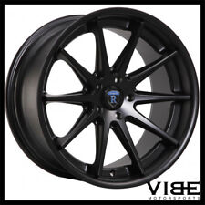 "19"" ROHANA RC10 BLACK CONCAVE WHEELS RIMS FITS MERCEDES W204 C250 C300 C350"