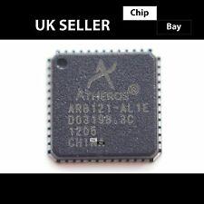 2x AR8121-AL1E AR8121 Pci-e Atheros Fast Ethernet Controller IC Chip
