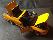 🔥 Holden Utester Concept 2001 Classic Carlectables gebraucht in OVP 1:18 🔥