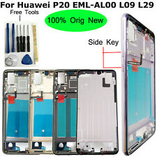 OEM New For Huawei P20 EML-AL00 L09 L29 Metal Front Middle Screen Housing Frame
