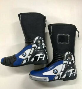 BMW Motorcycle Shoes Motorbike Leather Boots For Sale