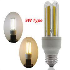 E27 LED Bulb COB U Shape Energy Saving Corn Light Lamp AC 85-265V Bright