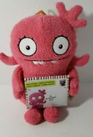 """NEW Ugly Dolls Moxy Yours Truly Pink Uglydoll 9"""" Plush Stuffed Animal Toy"""