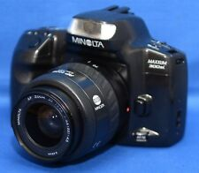 MINOLTA MAXXUM 300si SLR Vintage Film Camera f/3.5 35-70mm Lens