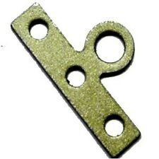 50 pieces 3 Hole Iron Spacer Bars Findings - Bronze - A5670