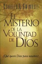 NEW - Misterio De La Voluntad De Dios, El by Swindoll, Charles R.