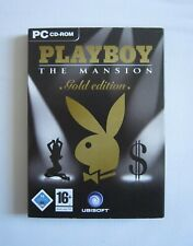 Playboy: The Mansion - Gold Edition - PC Spiel - selten