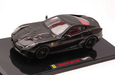 Ferrari 599 Gto 2010 Black Elite Collection 1:43 Model T6932 HOT WHEELS