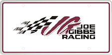 Joe Gibbs Racing Team Plate RSJGIBBA