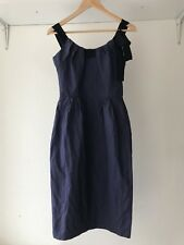 Veronika Maine Violet Dress, AU Size 6, Made in Australia
