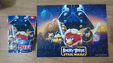 ANGRY BIRDS STAR WARS JIGSAW 48 Pieces Age 3+ Handy Resealable Storage Bag