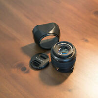 Panasonic LEICA DG SUMMILUX 25mm f1.4 Lens for Micro Four Thirds