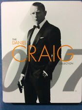 James Bond Daniel Craig Collection - Ltd Edition Steelbook [Blu-ray] AS IS!! (b)