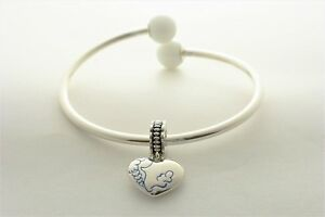 Mother & Child Charm for Chamilia Styled Bracelet/Bangle 925 Silver