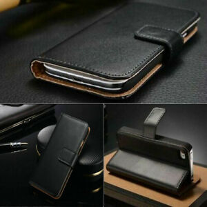 Real Leather Case For Huawei Honor 20 Lite, Y6 Y7 Y9 2019 Honor A8 A10 P30 Pro