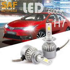 LED Hauptscheinwerfer H7 72W 12V 6000K Glühbirne für Toyota Avensis Corolla