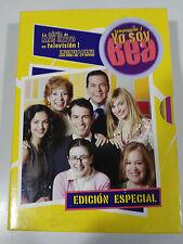 YO SOY BEA TEMPORADA 2 COMPLETA 6 X DVD SERIE TELEVISION MAS DE 19 HORAS