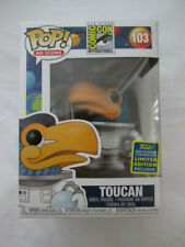 ASTRONAUT TOUCAN FUNKO POP 2020 SDCC EXCLUSIVE! IN HAND! MINT CONDITION!