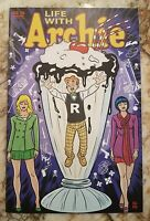 LIFE WITH ARCHIE#36 NM ALLRED VARIANT DEATH OF ARCHIE 1 RIVERDALE 1 CW TV COMIC