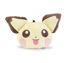 Pokemon I Love Pikachu Pichu Plush ID Pass Case