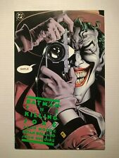 DC COMICS BATMAN THE KILLING JOKE - ALAN MOORE - ORIGINAL 1ST PRINT DC 1988