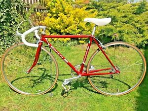 BIANCHI Record 910 Vintage  Roadbike RARE small size