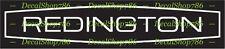 Redington Fishing Reels - Outdoor Sports - Vinyl Die-Cut Peel N' Stick Decals