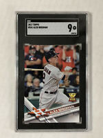 ALEX BREGMAN 2017 Topps Series 1 ROOKIE RC #341! SGC MINT 9! CHECK MY ITEMS!