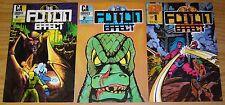 the Foton Effect #1-3 VF/NM complete series - aced comics - CA comics set lot 2