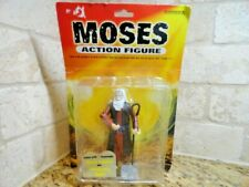 MOSES ACTION FIGURE / 2003 ACCOUTREMENTS / NEW SEALED MINT
