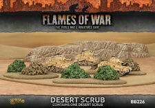 Battlefield in a Box - Flames of War: Desert Scrub BB226