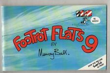 'FOOTROT FLATS  No 9 '1ST EDITION'   VF  CONDITION