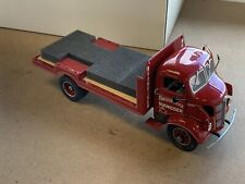 Danbury Mint 1938 GMC Budweiser Delivery Truck 1:24 Die Cast & 40 Beer Barrels