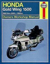 Haynes Honda Gold Wing 1500 Manual M2225