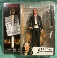 "KILL BILL Vol.2: BILL aka SNAKE Charmer 7"" movie Figure