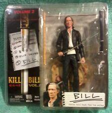 "KILL BILL Vol.2: BILL aka SNAKE Charmer 7"" movie Figure| NECA Reel Toys"