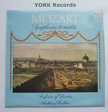 CFP 127 - MOZART - Symphonies No 40 & 41 - COLLINS - Excellent Con LP Record