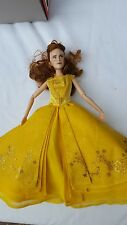 Disney doll Belle Emma Watson doll Rare in excellent condition