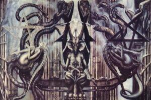 "Hr Giger - Father of Alien Poster fantasy Terror Art Silk Print 12x18"" 24x36"""