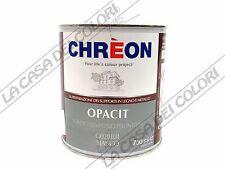 CHREON OPACIT - BIANCO - 0,750 lt - FONDO RIEMPITIVO AL SOLVENTE