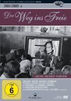 DER WEG INS FREIE - Zarah Leander, Hans Stüwe (DVD) *NEU OVP*