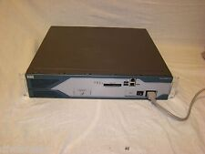 Cisco C2821-VSEC-SRST/K9 Router Gigabit Ethernet 2821 2800 Series T1 DSU/CS