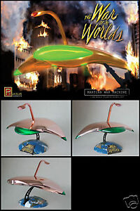 discontinued 2008 Pegasus #9001 1/48 martian war machine new model kit