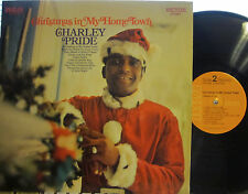 Charley Pride - Christmas in My Home Town  (RCA LSP 4406) 3 with The Jordanaires